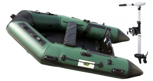Annexe opblaasbare boot 270 Fish + Protruar 2 S