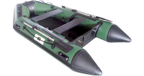 Annexe opblaasbare boot 300 Fish